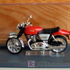 Motos a escala: NORTON COMMANDO - 1969 DE IXO. Lote 26578533