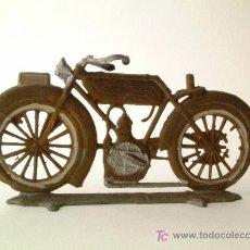 Motos a escala: CASANELLAS-MOTO SOLA MODELO ANTIGUO GRANDE-EXTRA REF.1880. Lote 29235811