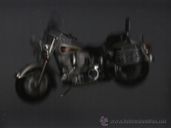 MAGNIFICA MOTO A ESCALA BLACH €AGLE (Juguetes - Motos a Escala)