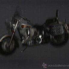 Motos a escala: MAGNIFICA MOTO A ESCALA BLACH €AGLE. Lote 20581865