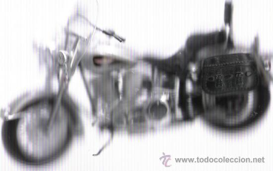 Motos a escala: MAGNIFICA MOTO A ESCALA BLACH €AGLE - Foto 2 - 20581865