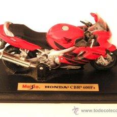 Motos a escala: HONDA CBR 600F4 / MAISTO 1.18. Lote 26519730