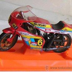 Motos a escala: GUITOY MOTO SUZUKI COMPETICION 12127 . Lote 11518728