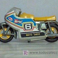 Motos a escala: MOTO GUZZI GUISVAL. Lote 16494623