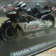 Motos a escala: MOTO GP HONDA NSR500 LORIS CAPIROSSI 2002 - ALTAYA - ESC: 1/24. Lote 25355811