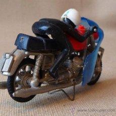 Motos a escala: RARO MOTO METALICA, BMW, GUISVAL ?, ESPAÑA. Lote 22350139
