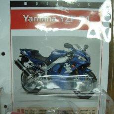 Motos a escala: MODELOS - MOTOS - YAMAHA YZF R1 ¡¡NUEVA¡¡¡ - CON LA COLABORACION MOTOCICLISMO . Lote 23553980