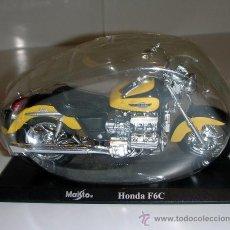 Motos a escala: HONDA F6C DE MAISTO 1/18. Lote 26595135