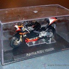 Motos a escala: MOTO APRILIA RSV 1000R - 1/24. Lote 26012613