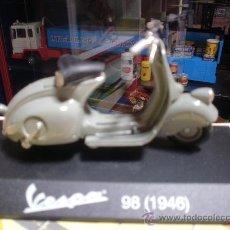Motos a escala: VESPA 98 1946 . Lote 26198428