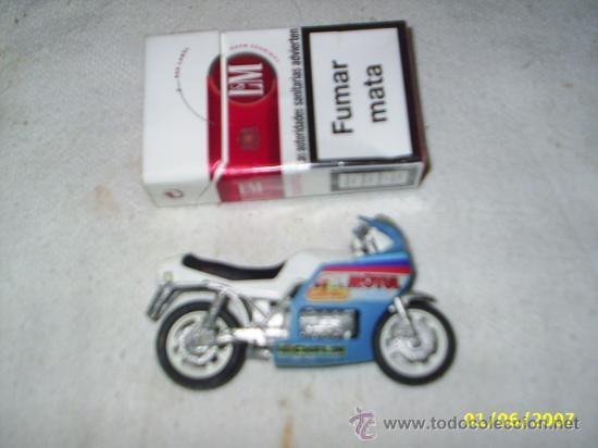 MOTO METALICA (Juguetes - Motos a Escala)