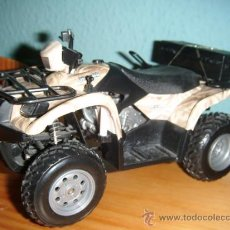 Motos a escala: QUAD 4X4 ESCALA 1/12 DE NEW-RAY. Lote 28298298