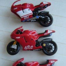 Motos a escala: 3 MOTOS MAISTO . Lote 28346970