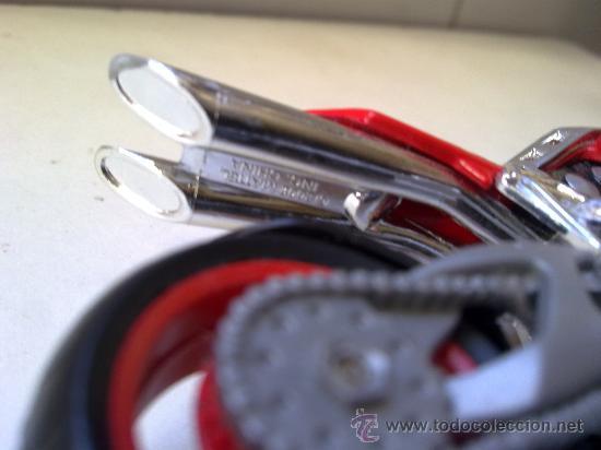 Motos a escala: preciosa moto de hot wheels de mattel en metal 2002 ver fotos - Foto 3 - 29618427