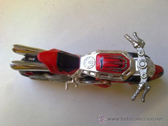 Motos a escala: preciosa moto de hot wheels de mattel en metal 2002 ver fotos - Foto 2 - 29618427
