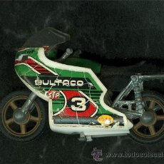 Motos a escala: MOTO GUISVAL BULTACO AÑOS 80. Lote 30203956