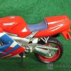 Motos a escala: LOTE MAISTO - MOTO YAMAHA - ESC.1/18- EDICION COLECCIONISTA. Lote 30650933