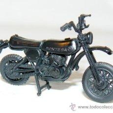 Motos a escala: MOTO MONTESA ENDURO 250 AÑOS 80 PROMOCION YOGURES CHAMBURCY NUEVA EN CAJA MOTORBIKE MOTOCROSS. Lote 119888356