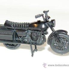 Motos a escala: MAQUETA MOTO GUZZI V 1000 MOTORBIKE PROMOCION YOGURES CHAMBURCY CHAMBOURCY BIKE. Lote 205743803