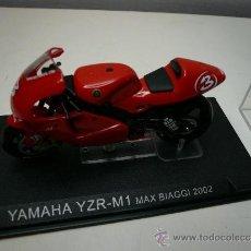 Motos a escala: MOTO ALTAYA YAMAHA YRZ-M1 MAX BIAGGI. Lote 31164517