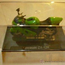 Motos a escala: MOTO KAWASAKI ZX-12R ALTAYA. Lote 31396034