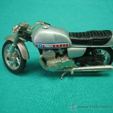 Motos a escala: MOTO METALICA A ESCALA. Lote 31653807