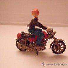 Motos a escala: MOTO KAWASAKI METALICA . Lote 31926391