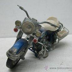 Motos a escala: MOTO HARLEY DAVIDSON - ESCALA 1:15. Lote 31980365