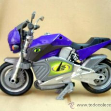 Motos a escala: MOTO, MOTO DE PLASTICO, 30 X 20 CM. Lote 32558205
