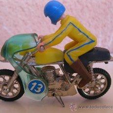 Motos a escala: MOTO EN MINIATURA DE METAL DE LA MARCA GUISVAL - AÑOS 70/80.. Lote 32564622
