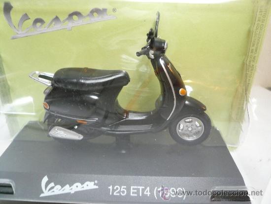 VESPA 125 ET4 1996 (Juguetes - Motos a Escala)