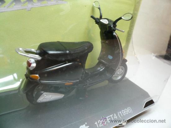 Motos a escala: VESPA 125 ET4 1996 - Foto 3 - 34984075