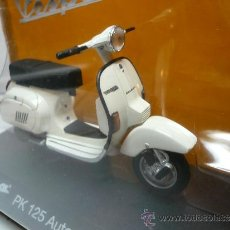 Motos a escala: VESPA PK 125 AUTOMATICA 1984. Lote 34984139