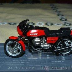 Motos a escala: MOTO GUZZI LE MANS DE ALTAYA. ESCALA 1/28.METALICA.1978... Lote 35398090