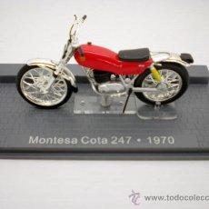 Motos a escala: MOTO MONTESA COTA 247 1970 ALTAYA ESCALA 1:24 BIKE TRIAL !!!!. Lote 105850888