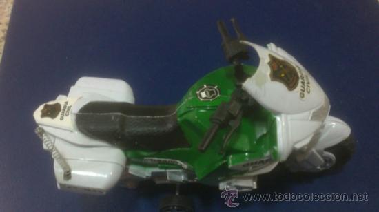 Motos a escala: MOTO GUARDIA CIVIL DE TRAFICO - Foto 2 - 39290432