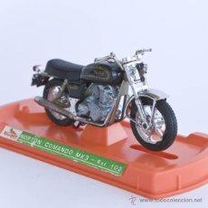 Motos a escala: MOTO NORTON COMANDO MK3 REF. 102. Lote 42368039
