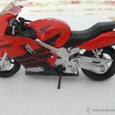 Motos a escala: MAISTO 1/18 MOTO HONDA CBR 600F4. Lote 43748609