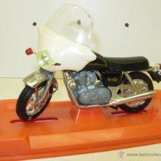 Motos in scale: GUILOY NORTON COMANDO MK3 - REF. 102 MOTO MOTOCICLETA. Lote 44702231