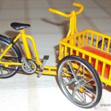 Motos a escala - Bicicleta de Reparto - 44887080