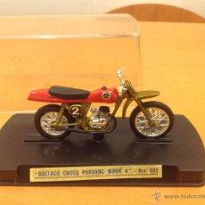 Motos a escala: BULTACO CROSS PURSANG MARK 4 MERCURY. Lote 46562826
