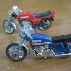 Motos a escala: MOTOS GUILOY. Lote 47870102