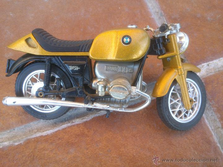 MOTOS CLASICAS MOTO BMW.100RS (Juguetes - Motos a Escala)