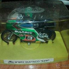 Motos a escala: MOTO BULTACO STP GUISVAL AÑOS 80 A ESTRENAR. Lote 48758285