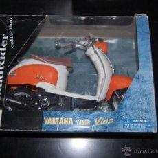 Motos a escala - MOTO YAMAHA YJ50R VINO NEWRAY, ESCALA 1:6, NUEVA EN CAJA ORIGINAL. - 49734727