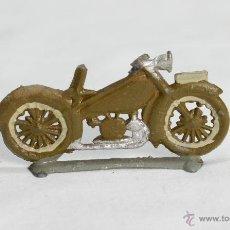 Motos a escala: CASANELLAS-CAPELL MOTO PEQUEÑA PLOMO. Lote 49970383