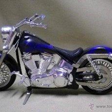 Motos a escala: MOTO, MOTOCICLETA, TITAN, 22 CM. Lote 50301307