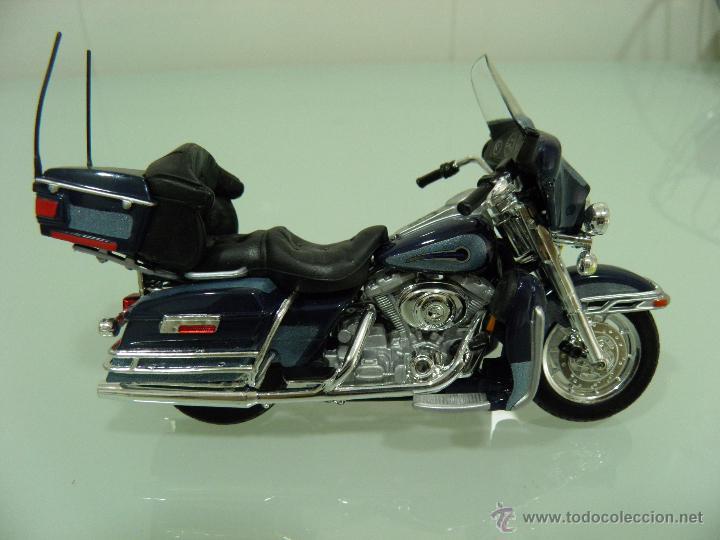 Motos a escala: 15 MOTOS /18, MAISTO, BMW, HARLEY-DAVIDSON, YAMAHA, KAWASAKI, HONDA, DUCATI, PEUGEOT, INDIAN - Foto 2 - 50855092