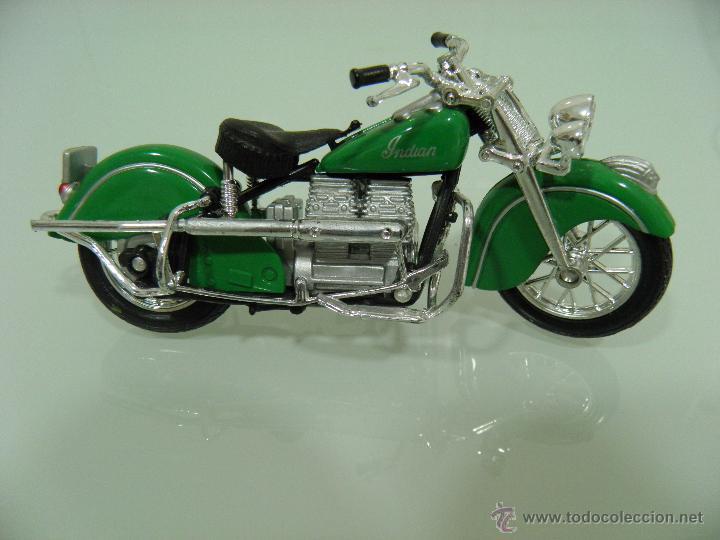 Motos a escala: 15 MOTOS /18, MAISTO, BMW, HARLEY-DAVIDSON, YAMAHA, KAWASAKI, HONDA, DUCATI, PEUGEOT, INDIAN - Foto 6 - 50855092