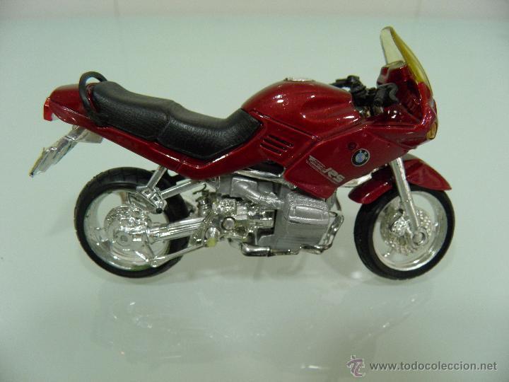 Motos a escala: 15 MOTOS /18, MAISTO, BMW, HARLEY-DAVIDSON, YAMAHA, KAWASAKI, HONDA, DUCATI, PEUGEOT, INDIAN - Foto 9 - 50855092
